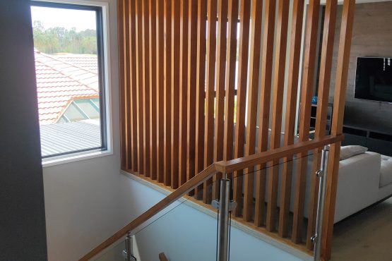 Timber Screens